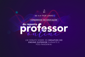 Congresso virtual | De repente, professor online